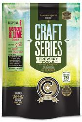 Mangrove Jack's Craft Series - RASPBERRY and LIME CIDER - 2.4kg