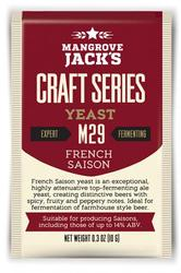 MANGROVE JACK'S M29 FRENCH SAISON - Craft Series Yeast - 10g