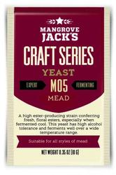 MANGROVE JACK'S M05 MEAD - Craft Series Yeast - 10g