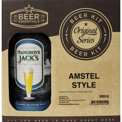 AMSTEL STYLE - Recipe Favourite
