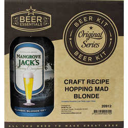 HOPPING MAD BLONDE - Recipe Favourite
