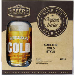 CARLTON COLD STYLE - Recipe Favourite