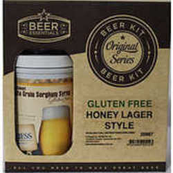 GLUTEN FREE HONEY LAGER - Recipe Favourite