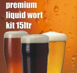 Fresh Lager 15 litre Wort Kit