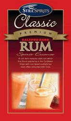 Top Shelf Classic CALYPSO DARK RUM