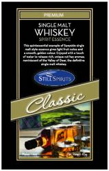 Top Shelf Premium Classic Single Malt Whiskey