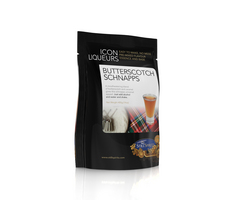 ICON TOP UP - BUTTERSCOTCH SCHNAPPS - 370g