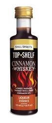 Top Shelf  CINNAMON WHISKY