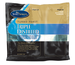 TURBO TRIPLE DISTILLED 6KG PRODUCTION PACK