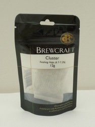 Brewcraft Finishing Hop - CLUSTER