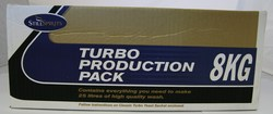 TURBO CLASSIC 8KG PRODUCTION PACK