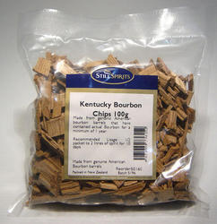 Kentucky Genuine BOURBON CHIPS 100g
