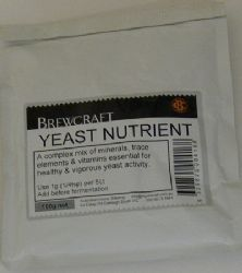 YEAST NUTRIENT 100g