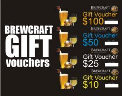 $10 Gift Voucher - REDEEMABLE IN STORE ONLY