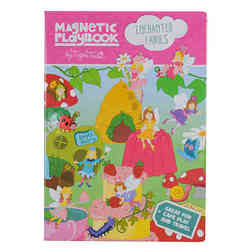 Magnetic Playbook - Enchanted Fairies