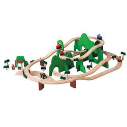 Road and Rail Play Set - Adventure