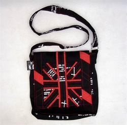 Gothic puck unisex shoulder bag