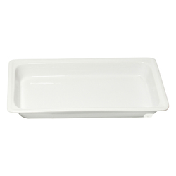 1/1 Size - Depth 65mm, 325 x 525mm - White Porcelain (Prev. 6681)