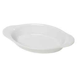 Au Gratin Oval Dish 200x110mm (Prev. 6700)