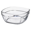 Lys Carre Glass Square Bowls