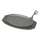 Sizzle Plates and Pots