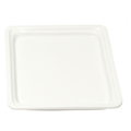 1/2 Size - Depth 25mm, 325 x 265mm - White Porcelain (Prev. 6682)