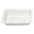 1/2 Size - Depth 65mm, 325 x 265mm - White Porcelain (Prev. 6683)