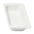 1/3 Size - Depth 25mm, 325 x 265mm - White Porcelain (Prev. 6685)