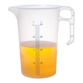 Measuring Jug Polypropylene - 5Ltr (Prev. 5598)