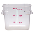 Polycarbonate Storage Container 6 Litre (Prev. 5872)
