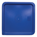 Square PE Lid - Blue - Suits 5870 and 5871 (Prev. 5886)