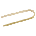Bamboo Snack Tong 80mm - 10 per pack (Prev. 1769)