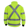 Fluoro Yellow - Back