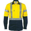 Safety Yellow-Navy