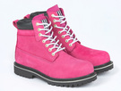 'She Wear' She Can Womens Safety Work Boot - Hot Pink