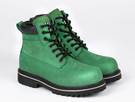 'She Wear' She Can Womens Safety Work Boot - Emerald Green<p><strong>(Discontinued colour - run out on sizes)</strong>