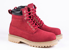 'She Wear' She Can Womens Safety Work Boot - Claret Red<p><strong>(Discontinued colour - run out on sizes)</strong>
