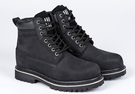 'She Wear' She Can Womens Safety Work Boot with Water Resistant Upper - Jet Black
