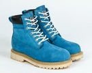 'She Wear' She Can Womens Safety Work Boot - Electric Blue<p><strong>(Discontinued colour - run out on sizes)</strong>
