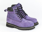 'She Wear' She Can Womens Safety Work Boot with Water Resistant Upper - Imperial Purple