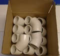 I37. PVC Elbow 45˚ 50mm (2˝) - Old Style - Box of 15