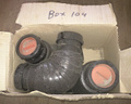 Box #104 - Mixed condition. Dualoy Fibreglass compression fittings 2