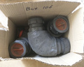 Box #106 - Mixed condition. Dualoy Fibreglass compression fittings 2