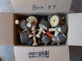 Box #97 - Mixed condition. Assorted test plugs.