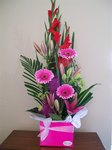 Pretty Flowers for your loved one - delivered