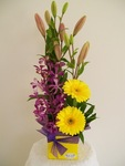 Cheerful - flowers delivered Perth