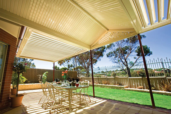 Patio Sun Roof - Home Design Ideas and Pictures
