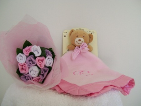 Baby girl socks posy and blankie baby gifts baby girl baby baby girl socks posy and blankie negle Gallery