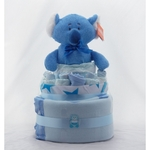 Nappy Cake Blue Koala