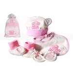 Elephant Gift Pack Pink